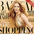 Nicole Kidman pour Harper's Bazaar.