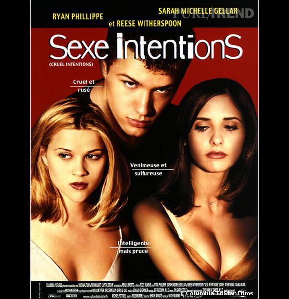 Un simple pari suffit à Ryan Phillippe pour se retrouver coincé dans un triangle amoureux avec Sarah Michelle Gellar la sulfureuse et Reese Witherspoon dont il tombe amoureux.