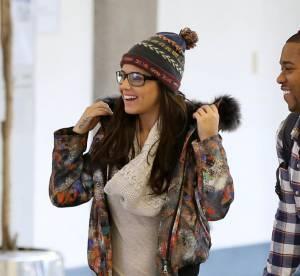 Cheryl Cole et sa doudoune funky... Le flop mode