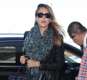 Jessica Alba : une allure dans l'air du temps... A shopper !