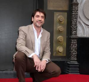 Javier Bardem : enfin son étoile sur Hollywood Boulevard