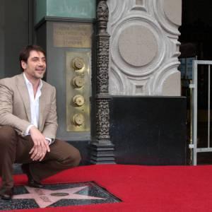 Javier Bardem, une étoile méritée.