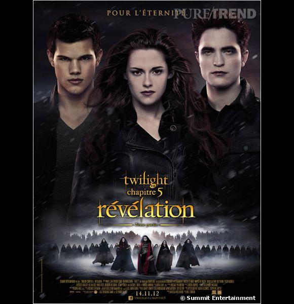 Twilight - Chapitre 5 : Révélation 2ème partie