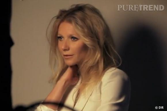 Les images de la campagne Max Factor avec Gwyneth Paltrow.