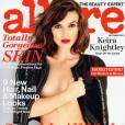 """Voilà la fameuse couverture du magazine """"Allure""""..."""