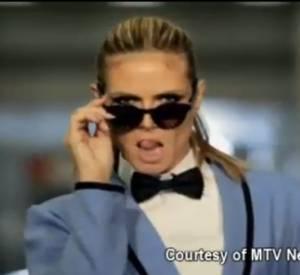 Heidi Klum veut carrément reproduire le clip !
