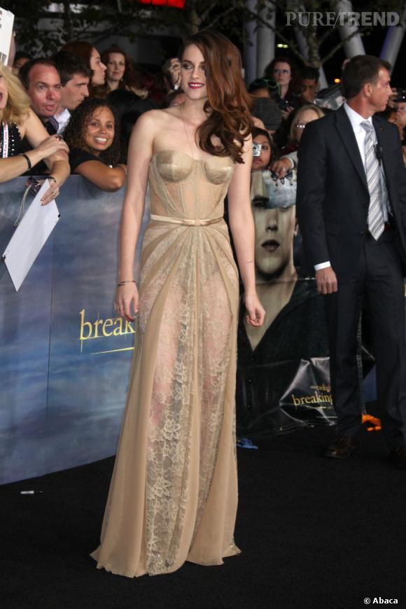 Apologise, Kristen stewart nude dress all