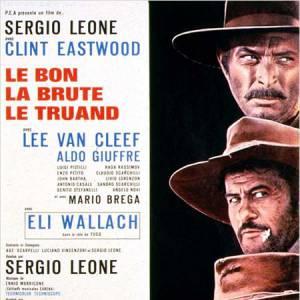 """Un des films les plus connus de Clint Eastwood : """"Le Bon, La Brute et Le Truand"""", un classique parmi les westerns."""