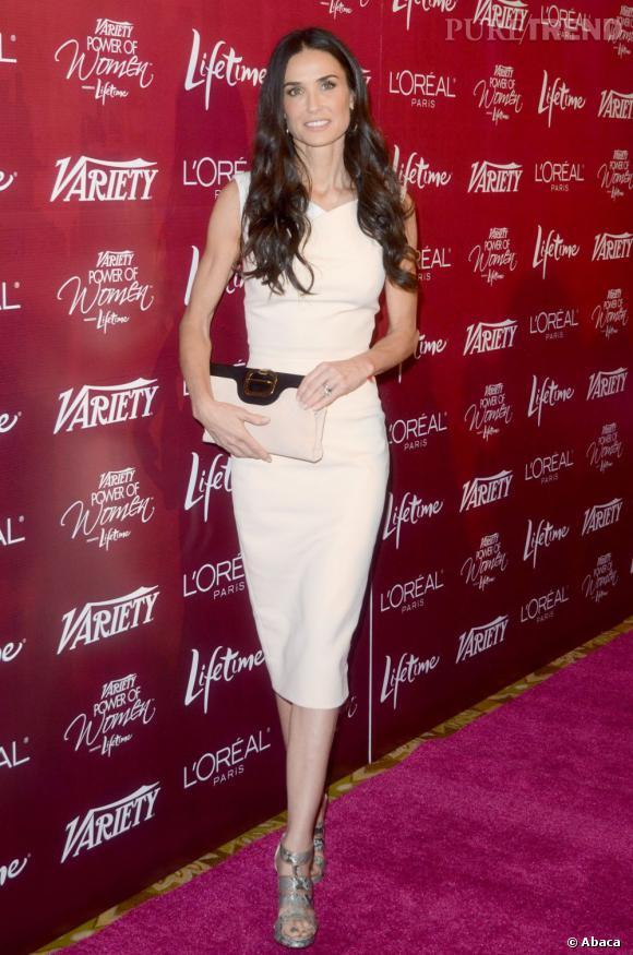 Demi Moore : comment va-t-elle depuis sa séparation avec Ashton Kutcher ?