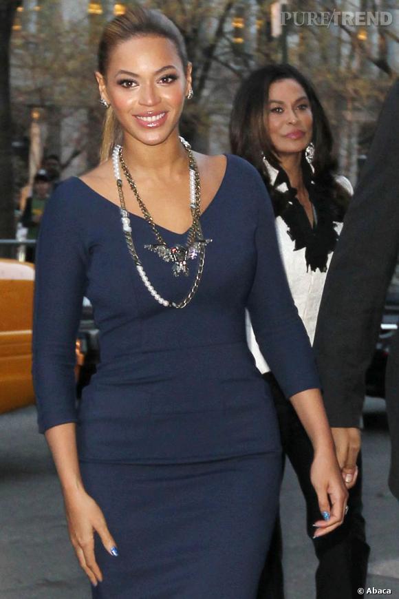 Beyoncé, la business woman...