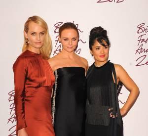 Trois stars, trois styles sur le tapis rouge.