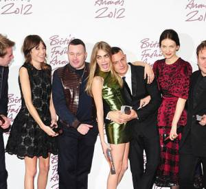 Cara Delevingne, Rita Ora, Alexa Chung : le best of des British Fashion Awards