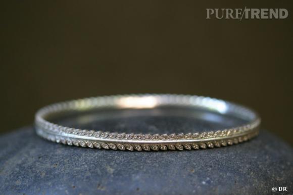 Bracelet en platine.