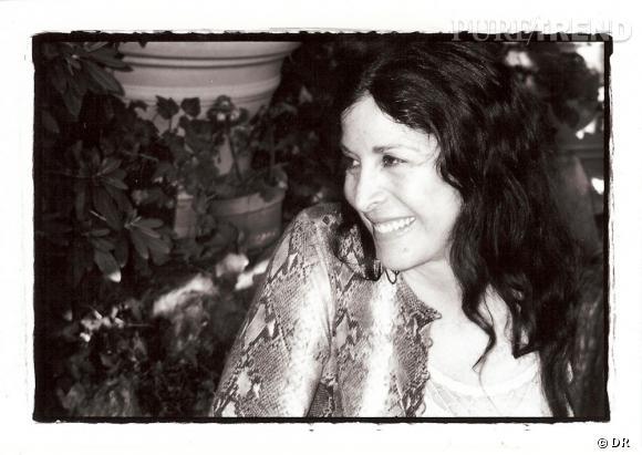 Portrait de Cathy Waterman.