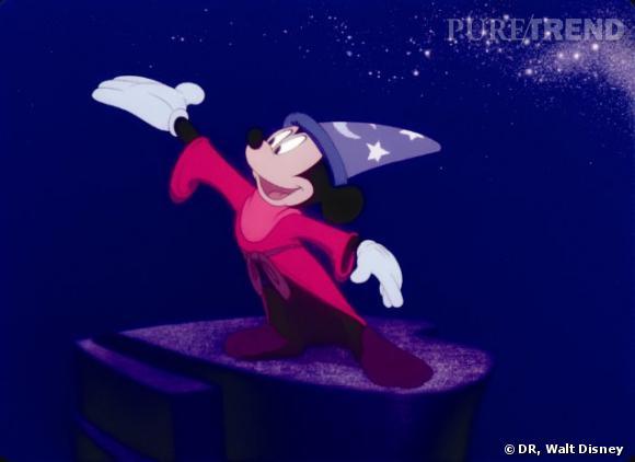 Mickey, le plus célèbre des personnages de Walt Disney.