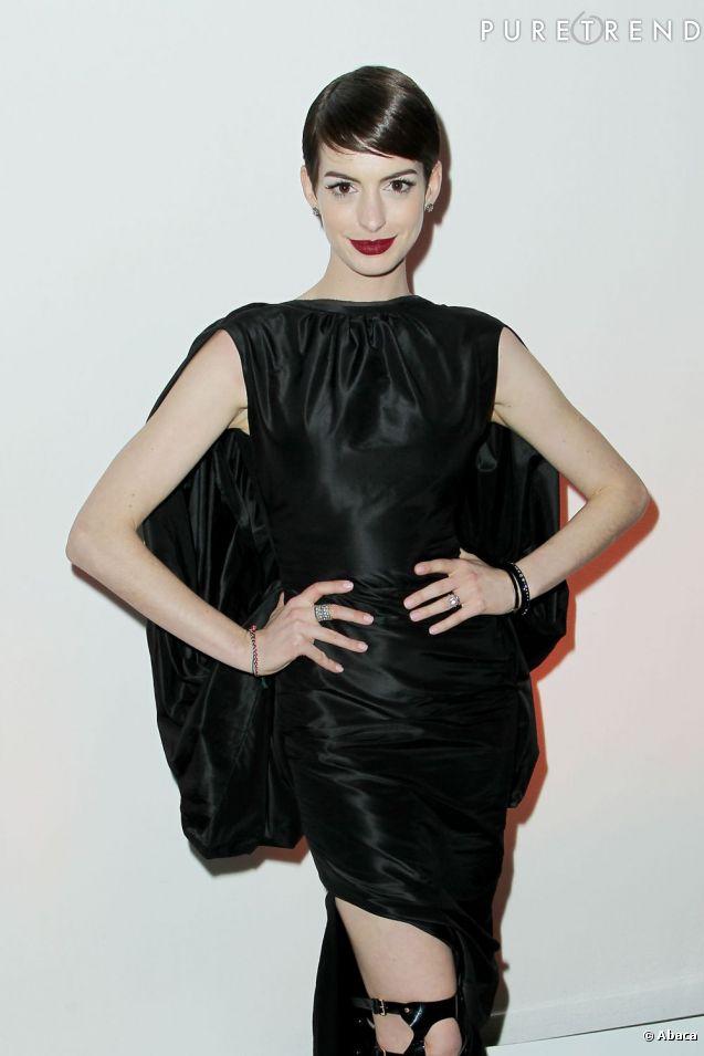 Anne Hathaway : le petit-djeuner de la discorde - LCI