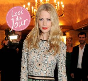 Poppy Delevingne, le girly sexy a Gstaad