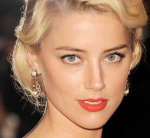 Amber Heard, Katy Perry, Marilyn : Leurs plus beaux maquillages retro