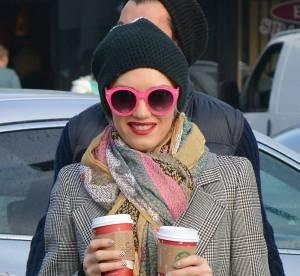 Gwen Stefani, bottes de pluie et lunettes pop... A shopper !
