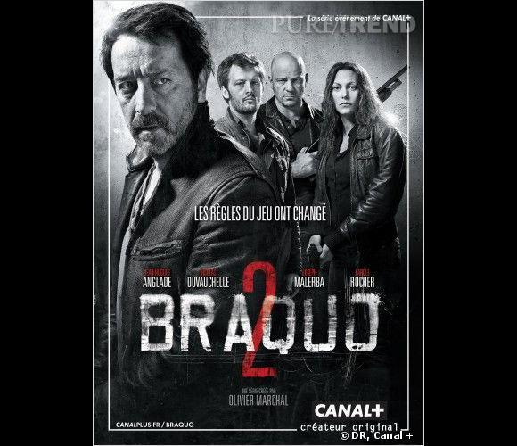 """""""Braquo"""" : LA série qui a marqué 2009."""