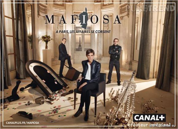 """""""Mafiosa"""", la série Canal + qui a marqué 2006... et qui marche toujours autant."""