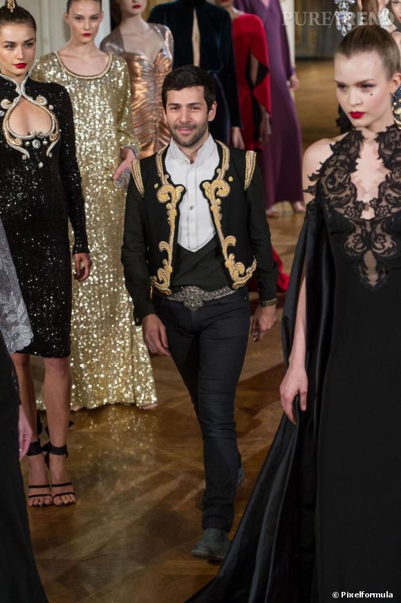 Défilé Haute Couture Automne-Hiver 2012/2013 Alexis Mabille.