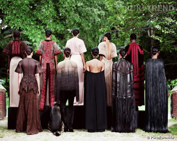 Givenchy Couture Automne-Hiver 2012/2013