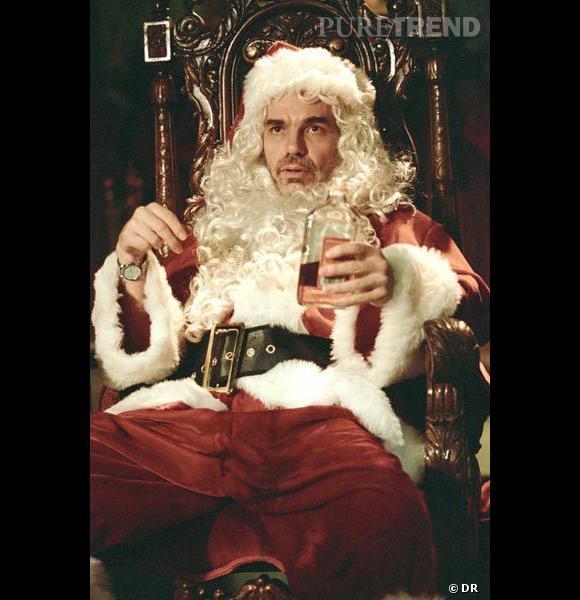 "Billy Bob Thornton dans ""Bad Santa"" de Terry Zwigoff."