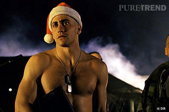 """Jake Gyllenhaal dans """"Jarhead"""" de Sam Mendes."""