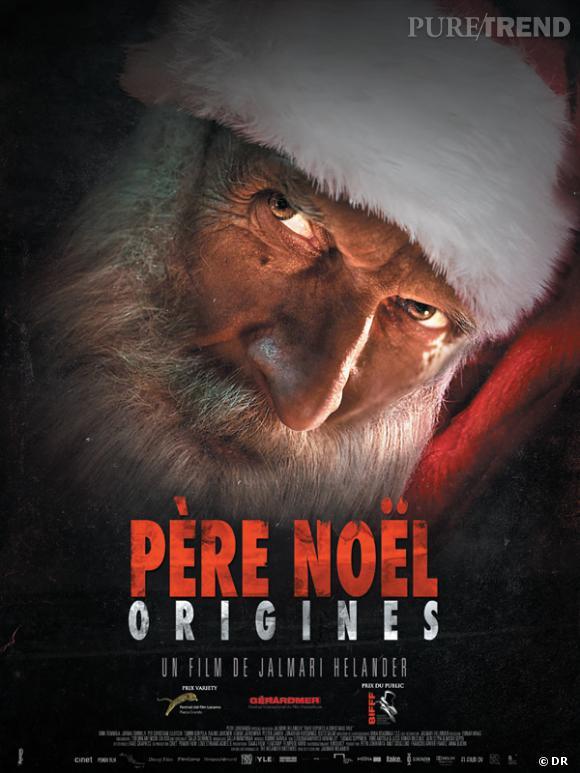"""Peeter Jakobi dans """" Père Noël Origines"""" de Jalmari Helander."""