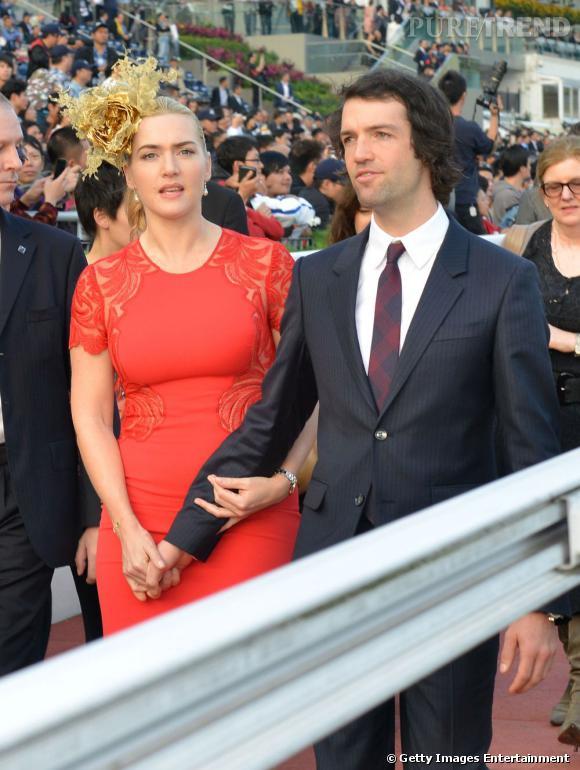 Kate Winslet a épousé Ned Rocknroll au cours d'une cérémonie secrète à New York début décembre.