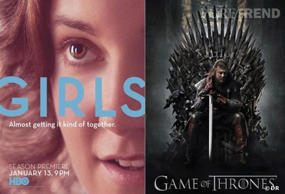 """2013 sera synonyme de série ou ne sera pas. Parmi les plus attendues de l'année : le retour de """"Girls"""" et de """"Game of Thrones""""."""