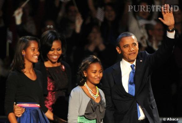 Les sagas familiales fascinent. Parmi elles les Obama qui investissent la Maison Blanche pour un deuxième mandat en 2013.