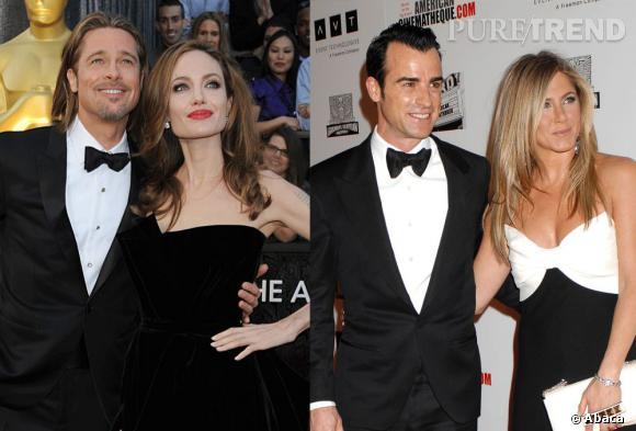 En 2013 toujours, les mariages de stars fascineront. Celui d'Angelina Jolie et de Brad Pitt et celui de Jennifer Aniston et de Justin Theroux en particulier.