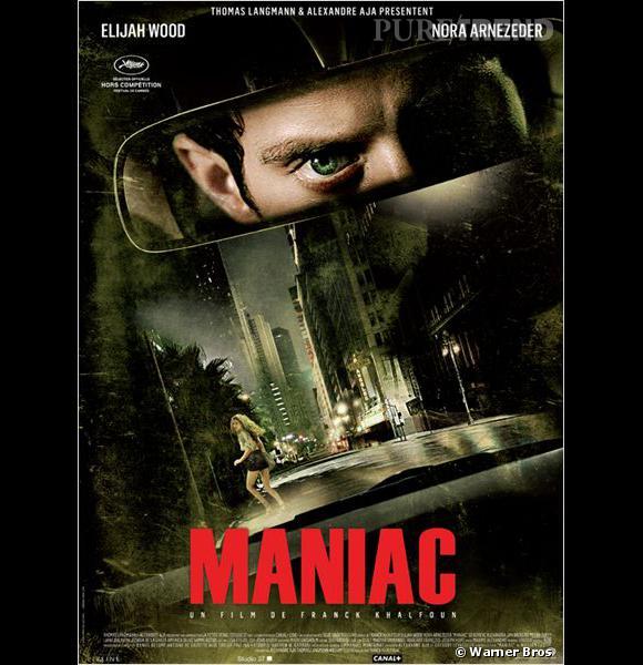 """""""Maniac"""", avec Elijah Wood et Nora Arnezeder, sort le 2 janvier au cinéma."""