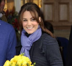 Kate Middleton enceinte : son remede contre les nausees, une histoire de famille !