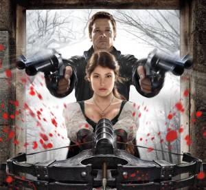 Hansel et Gretel : une nouvelle affiche et trailer pour le violent conte de fees