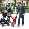 La soeur de Kim Kardashian, Kourtney, n'a pas hésité à vendre l'image de ses enfants, Mason et Penelope.