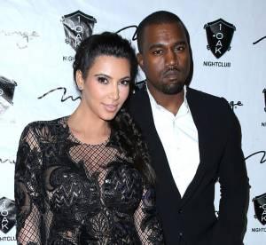 Kim Kardashian et son bebe : 3 millions pour une photo en Une ? Pas assez pour la bimbo !