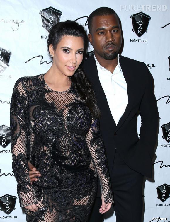 Kim et Kanye West refusent une offre de 3 millions de dollars pour les premières photos de leur enfant.