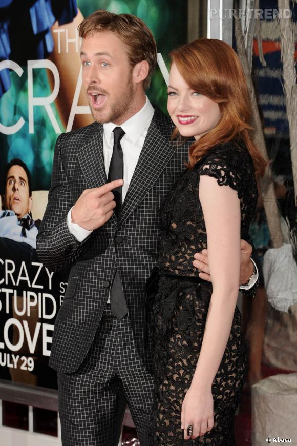 Ryan Gosling et Emma Stone : un couple parfait à l'écran !
