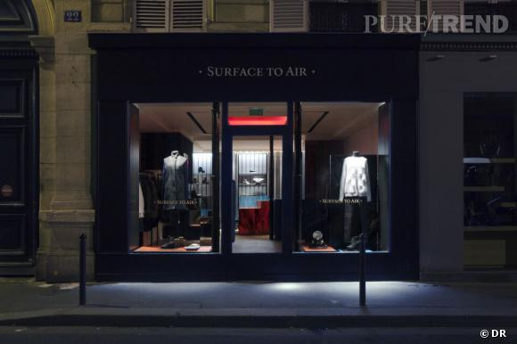 Surface to Air s'installe Rive Gauche