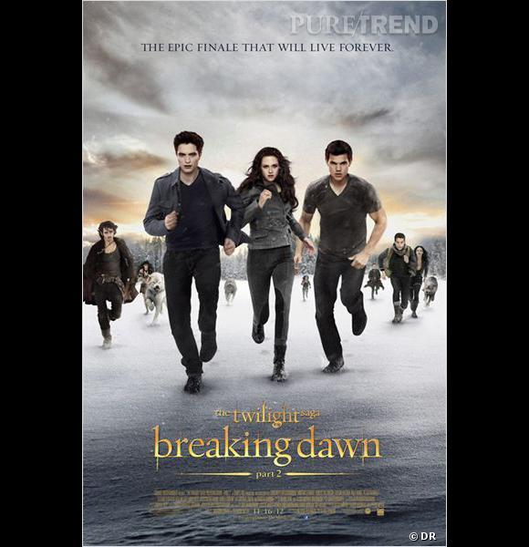 """""""Twilight"""" réussit à se nominer pour toutes les catégories des Razzie Awards ! Impressionnant..."""