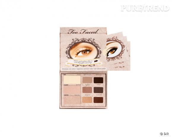 Naked Eye Palette de Too Faced, en exclusivité chez Sephora