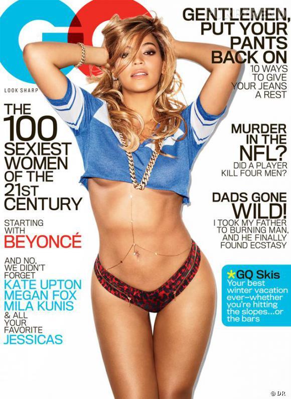 Beyoncé  super sexy en petite culotte pour GQ ! La couverture aurait été dévoilée grâce à une fuite.
