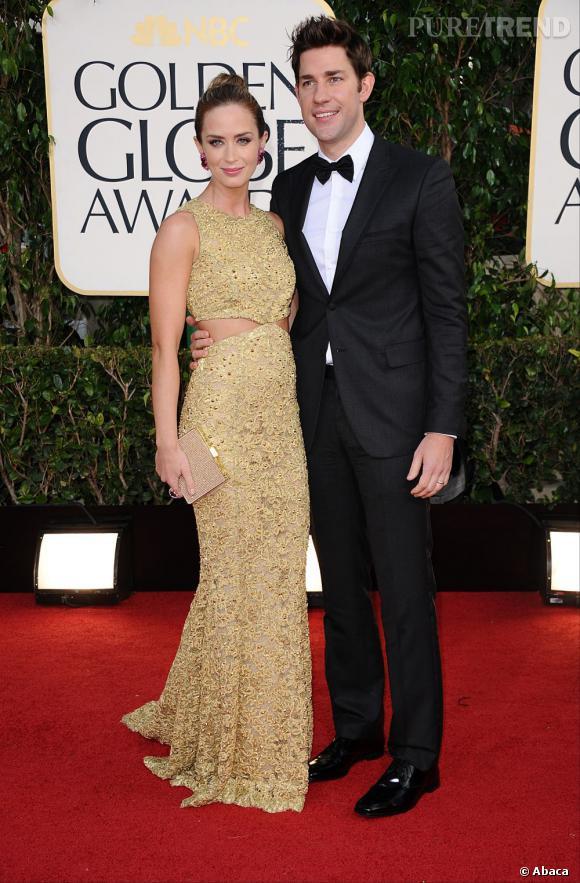 Emily Blunt en Michael Kors.