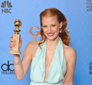Golden Globes 2013 : Jessica Chastain, Ben Affleck... Le best of de la soiree en photos