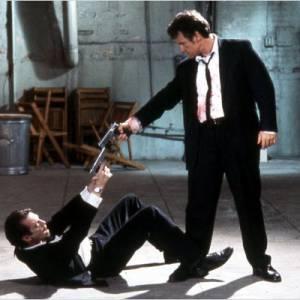 """Le film : """"Reservoir Dogs"""" L'année de sortie : 1992."""