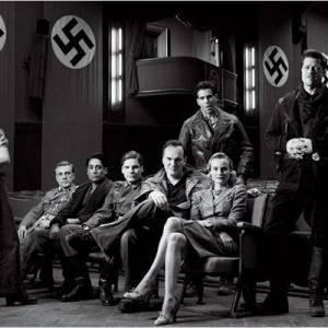 """Le film : """"Inglourious Basterds"""".  L'année de sortie : 2009."""