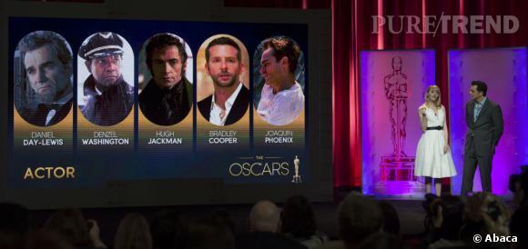 Et c'est Hugh Jackman qui aurait le prix du meilleur acteur !